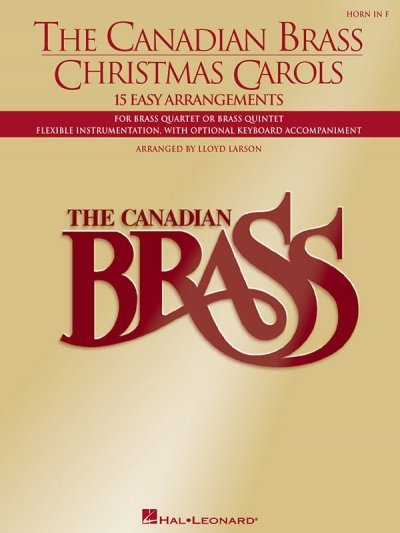 View larger image of The Canadian Brass Christmas Carols - F Horn