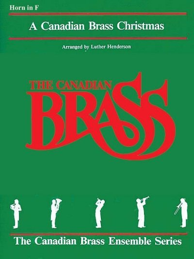 View larger image of The Canadian Brass Christmas - F Horn