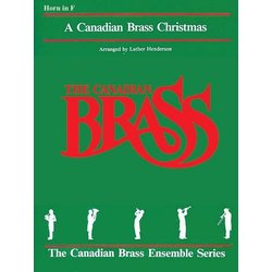 The Canadian Brass Christmas - F Horn