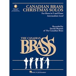 The Canadian Brass Christmas Solos - French Horn - w/Online Audio