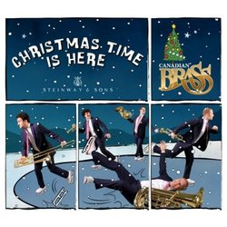 The Canadian Brass - Christmas Time is Here (CD)