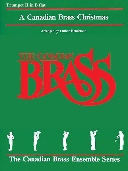 View larger image of The Canadian Brass Christmas - Trumpet 2