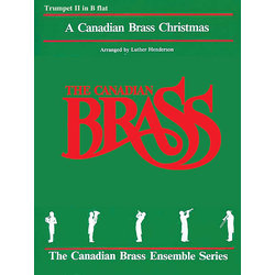 The Canadian Brass Christmas - Trumpet 2
