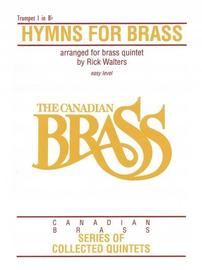 View larger image of The Canadian Brass - Hymns for Brass - Score