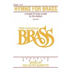 The Canadian Brass - Hymns for Brass - Score