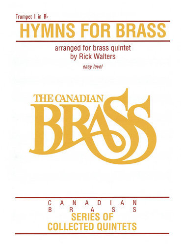 View larger image of The Canadian Brass - Hymns for Brass - Trumpet 1