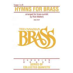 The Canadian Brass - Hymns for Brass - Trumpet 1