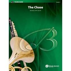 The Chase - Score & Parts, Grade 2