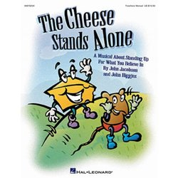 The Cheese Stands Alone - ShowTrax CD