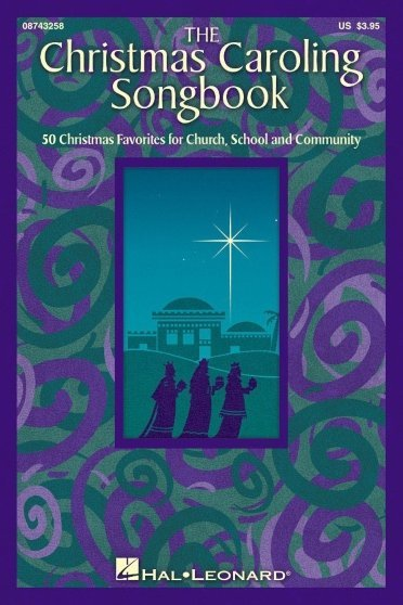 View larger image of The Christmas Caroling Songbook, SATB Parts