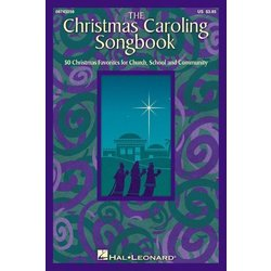 The Christmas Caroling Songbook, SATB Parts