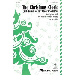 The Christmas Clock - ShowTrax CD