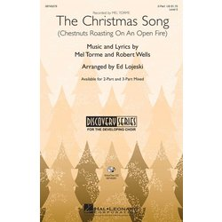 The Christmas Song, 2 Part Parts