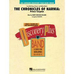 The Chronicles of Narnia: Prince Caspian - Score & Parts, Grade 2