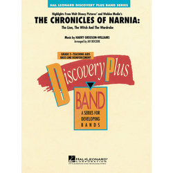 The Chronicles of Narnia: The Lion, the Witch and the Wardrobe - Highlights, Score & Parts, Grade 2