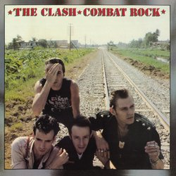The Clash - Combat Rock (Vinyl)