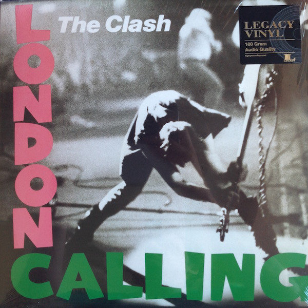 View larger image of The Clash - London Calling (2 LP)