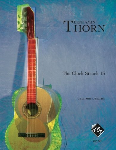 View larger image of The Clock Struck (Thorn) - Guitar Duet