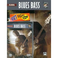 The Complete Electric Bass Method: Beginning Blues Bass w/DVD