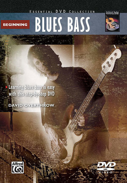 View larger image of The Complete Electric Bass Method: Beginning Blues Bass