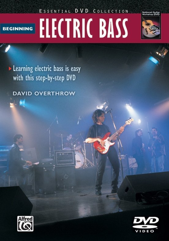 View larger image of The Complete Electric Bass Method: Beginning Electric Bass - DVD