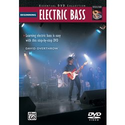 The Complete Electric Bass Method: Beginning Electric Bass - DVD