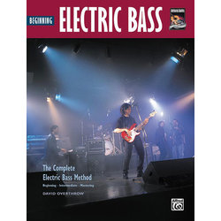 The Complete Electric Bass Method: Beginning Electric Bass w/DVD