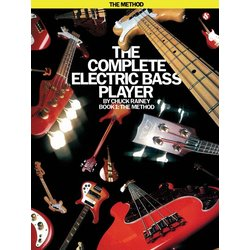 The Complete Electric Bass Player Series Book 1: The Method