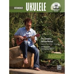 The Complete Ukulele Method - Intermediate Ukulele w/DVD