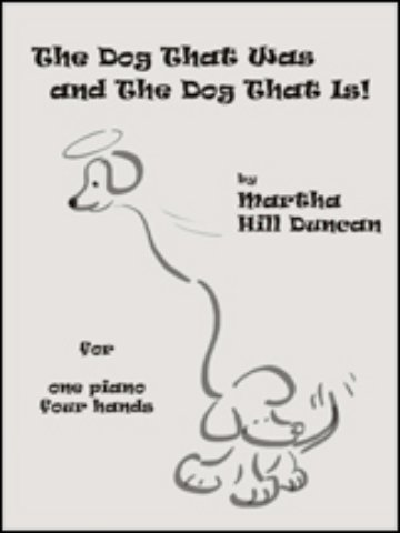 View larger image of The Dog That Was & The Dog That Is (Duncan) - Piano Duet (1P4H)