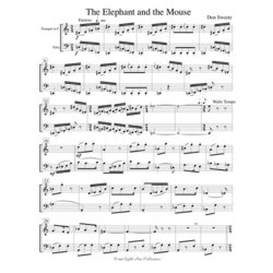 The Elephant and the Mouse - Trumpet/Tuba Duet