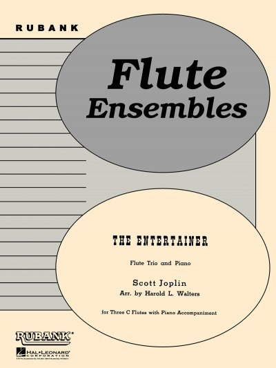 View larger image of The Entertainer - Flute Trio