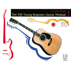 The FJH Young Beginner Guitar Method, Book 1