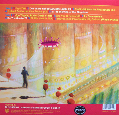 View larger image of The Flaming Lips - Yoshimi Battles the Pink Robots (Vinyl)