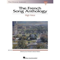 The French Song Anthology - High Voice