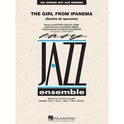 The Girl from Ipanema - Score & Parts, Grade 2