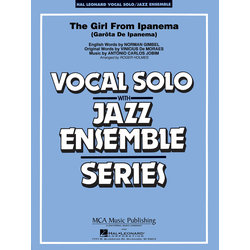 The Girl From Ipanema - Score & Parts, Grade 3