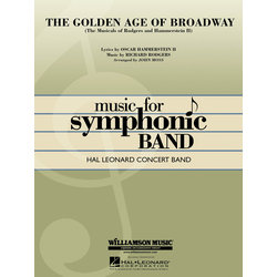 The Golden Age of Broadway - Score & Parts, Grade 4