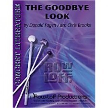 View larger image of The Goodbye Look (Percussion Ensemble)