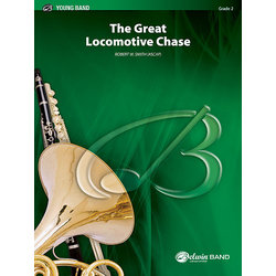 The Great Locomotive Chase - Score & Parts, Grade 2