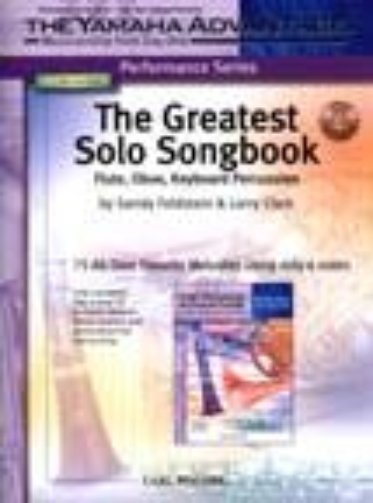 View larger image of The Greatest Solo Songbook - Trumpet/Baritone TC Book w/CD