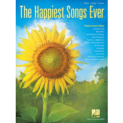 The Happiest Songs Ever (Piano/Vocal/Guitar)