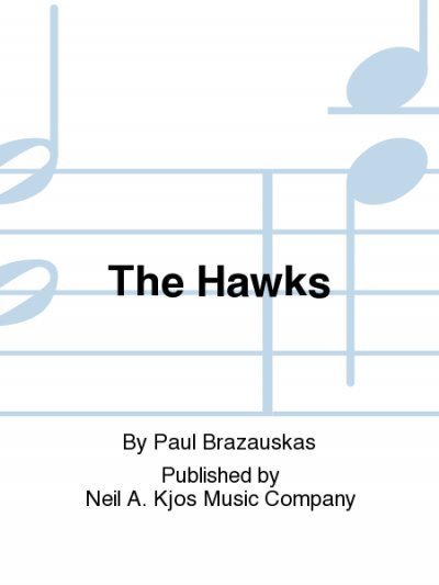 View larger image of The Hawks - Mixed Percussion Ensemble