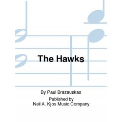 The Hawks - Mixed Percussion Ensemble