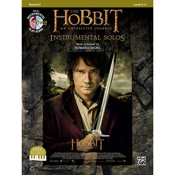 The Hobbit: An Unexpected Journey Instrumental Solos - Horn