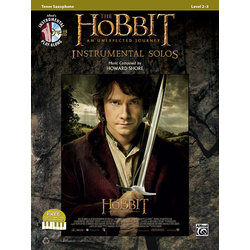 The Hobbit: An Unexpected Journey Instrumental Solos - Tenor Sax