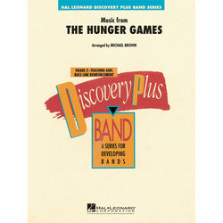 The Hunger Games - Score & Parts, Grade 2