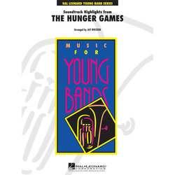 The Hunger Games - Soundtrack Highlights - Score & Parts, Grade 3