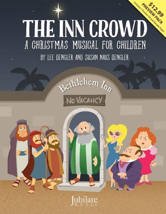 View larger image of The Inn Crowd - CD Preview Pack
