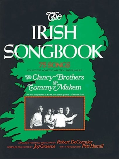View larger image of The Irish Songbook (75 Songs from the Clancy Brothers)